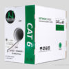 Cat 6 Cable CMR Gray